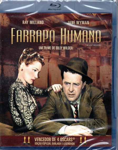 Blu-ray Farrapo Humano - Classicline - Bonellihq P20