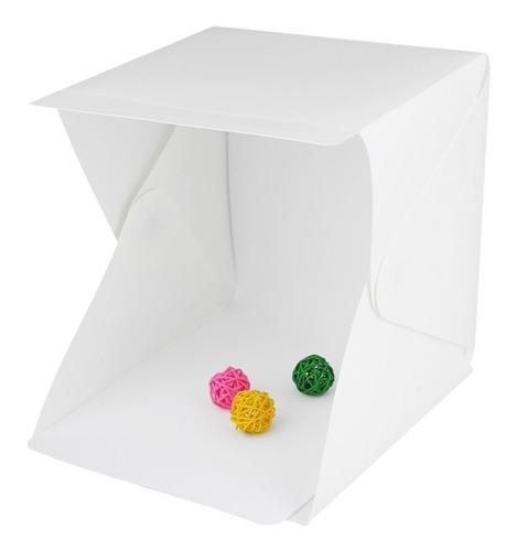 Mini Estúdio Sitll Fotografia De Produtos + Brinde