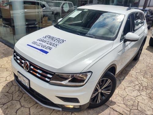 Imagen 1 de 15 de Volkswagen Tiguan 2019 1.4 Comfortline At