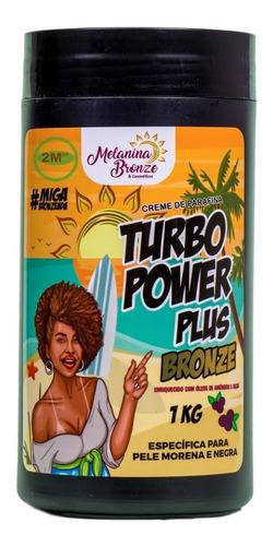 Imagem 1 de 3 de Acelerador De Bronze Turbo Power Plus Pele Morena E Negra