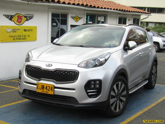 Kia New Sportage Ex At 2000 4x2