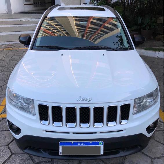 Jeep Compass 2.0 Sport Aut. 5p 2012