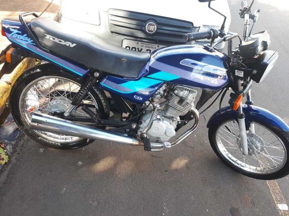 Honda Cg Today 125 Cc