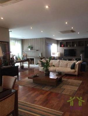 Apartamento Com 4 Dormitórios Para Alugar, 367 M² Por R$ 23.000/mês - Tamboré - Barueri/sp - Ap0005