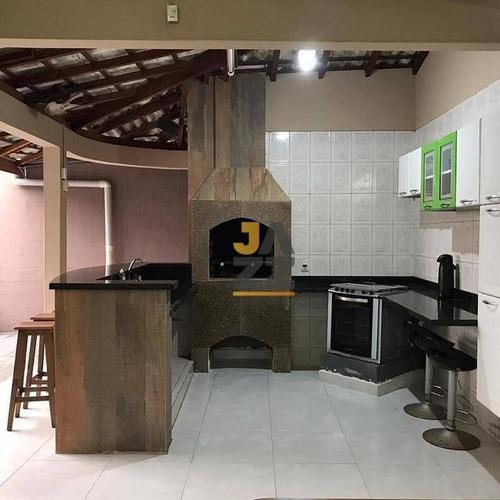 Chácara Com 4 Dormitórios À Venda, 1000 M² Por R$ 692.000,00 - Recanto Dos Dourados - Campinas/sp - Ch0639