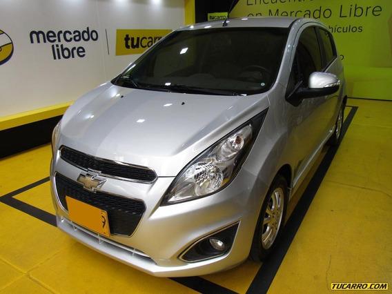 Chevrolet Spark Gt Ab Mt 1200cc