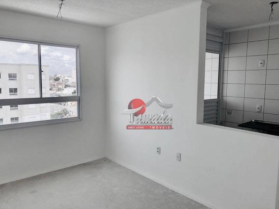 Apartamento Com 2 Dormitórios À Venda E Aluguel, 46 M² Por R$ 250.000 - Penha De França - São Paulo/sp - Ap1427
