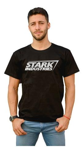 Imagen 1 de 6 de Ironman Stark Industries Remera De Comics # 107