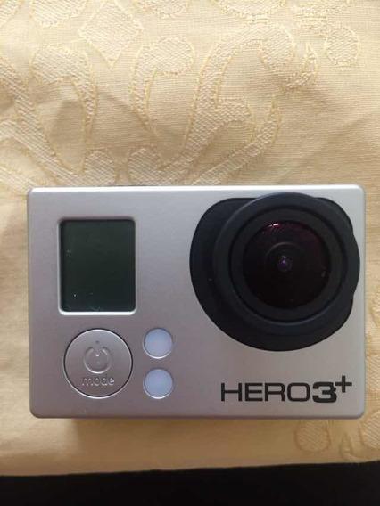Gopro Hero3+ Silver/acessórios