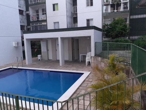 Apartamento Em Torre, Recife/pe De 80m² 3 Quartos À Venda Por R$ 270.000,00 - Ap342060