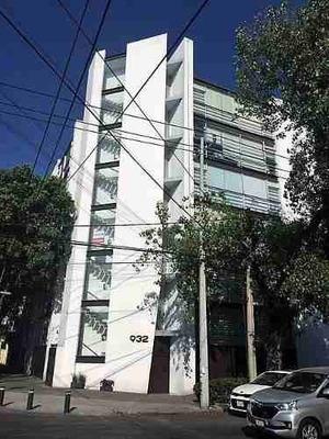 Renta Departamento De 150 M2 En La Colonia Del Valle