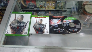 The Witcher Iii Wild Hunt Completo Para Xbox One,checalo