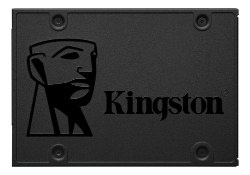 Disco sólido interno Kingston SA400S37/480G 480GB negro