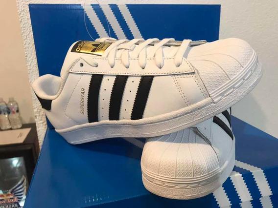 adidas Superstar #28 Original De Piel En Caja No Jordan