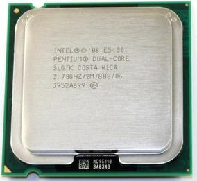 Pentium Dual Core E5400 2.70ghz / 2m / 800 Lga 775