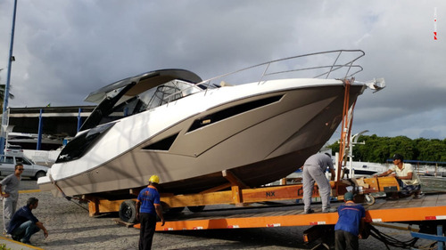 Nx360 2021 Nxboats Coral Real Focker Ventura Fs  Lancha Nhd