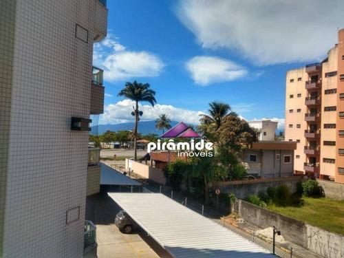 Apartamento Com 2 Dormitórios À Venda, 81 M² Por R$ 640.000,00 - Indaiá - Caraguatatuba/sp - Ap13114