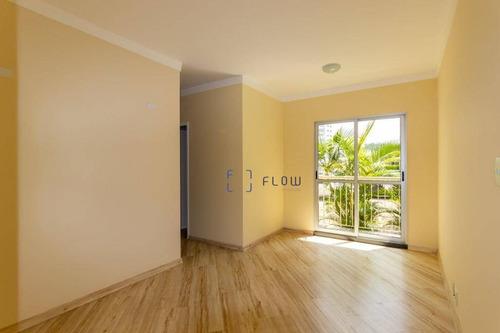 Apartamento À Venda, 61 M² Por R$ 425.000,00 - Cambuci - São Paulo/sp - Ap10733