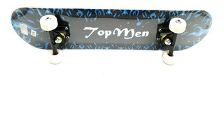 Patineta Skateboard Tabla Trucks Rodamientos Calidad