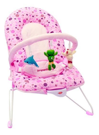 Cadeira Bebe Conforto Vibratória Musical Cadeirinha Inmetro