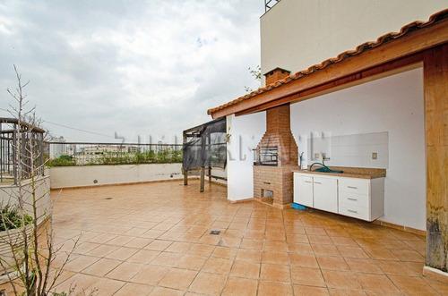 Imagem 1 de 15 de Cobertura - Alto Da Lapa - Ref: 104336 - V-104336