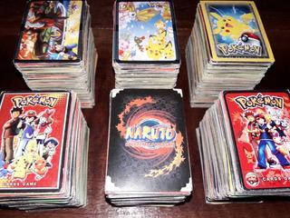 Deck Cards Pokémon - Várias Coleções