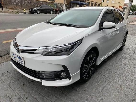 Toyota Corolla Xrs 2.0 16v Flex., Prz5701