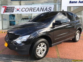 Ssangyong Actyon Crossover