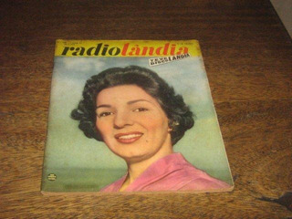 Radiolândia Nº 268 Maio/1959 Rge Capa Emilinha Borba