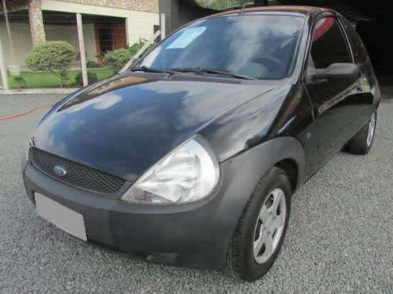 Ford Ka 1.0 I Gl 8v Gasolina 2p Manual 2006