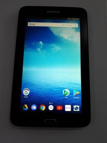 Tablet Samsung 7 Pol. 8gb Pouco Usado