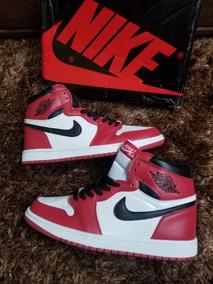 Tenis Nike Air Jordan 1 Chicago Pronta Entrega