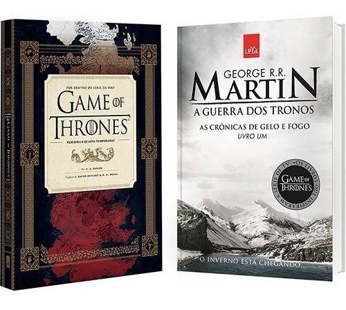 Guia Hbo Game Of Thrones +cavaleiro Sete Reinos Ilustrado
