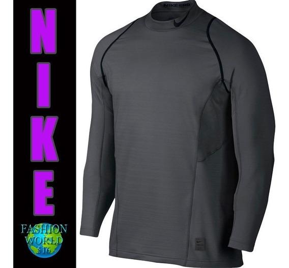 Sudadera Nike Pro Hyperwarm Dri Fit 801998 Gde
