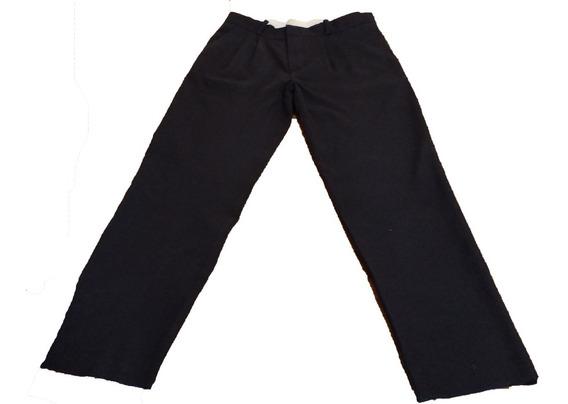Pantalón Negro Tergal Imperial