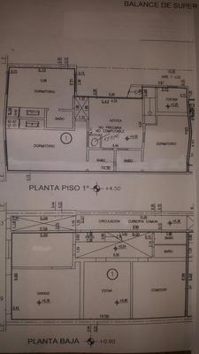 Lote Propio 4 Deptos Block Con Renta X Prorp Caba R2a 1250m2