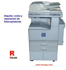 Alquiler, Venta, Scrap Y Reparación De Fotocopiadoras