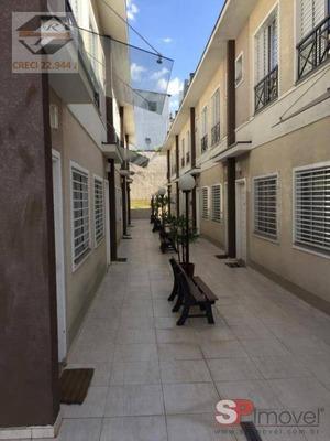 Sobrado Com 2 Dormitórios À Venda, 83 M² Por R$ 531.000 - Imirim - São Paulo/sp - So1138