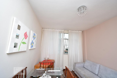 Apartamento No 8º Andar Mobiliado Com 2 Dormitórios - Id: 892935784 - 235784