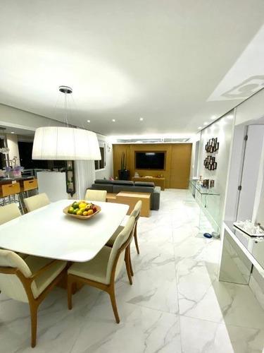 Apartamento À Venda, 112 M² Por R$ 1.085.000,00 - Parque Mandaqui - São Paulo/sp - Ap8740