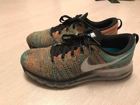Zapatillas Nike Air Max Fly Knit Multicolor Escasas 9,5 Usa
