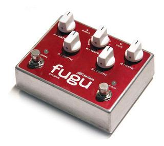 Pedal Efecto Guitarra Electrica Dedalo Fx Fug 1 Fugu Chorus