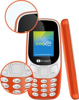 Telefono Celular Smooth Snap X2 Camara Vga, Mp3, Linterna