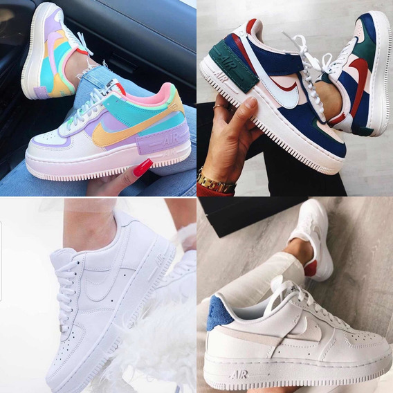 Zapatillas Nike Air Force One Dama