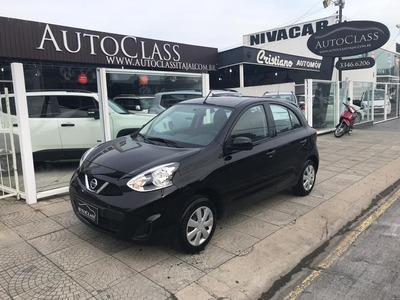 Nissan March 1.0 S Completo 2018