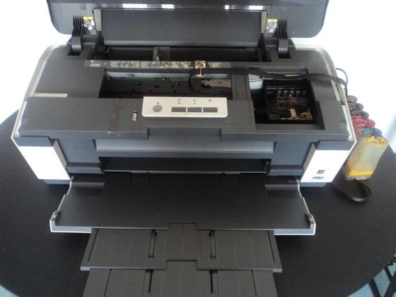 Impresora Epson T1110 Sistema Tinta Continuo, Sublimacion