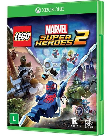 Lego Marvel Super Heroes 2 Xbox One Lacrado (frete 18 Reais)