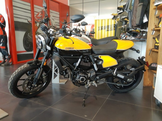 Ducati Scrambler - Full Throttle 2020