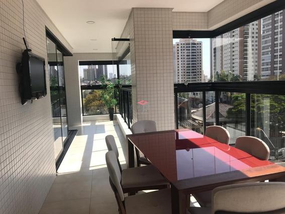 Apartamento À Venda, 4 Vagas, Jardim - Santo André/sp - 36457