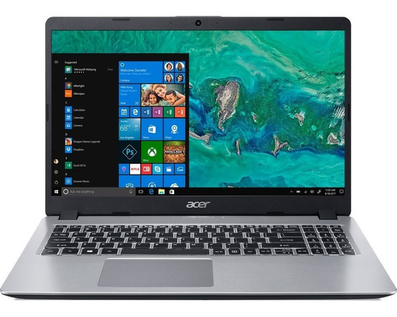 Notebook Acer Aspire M Core I5 1.70ghz
